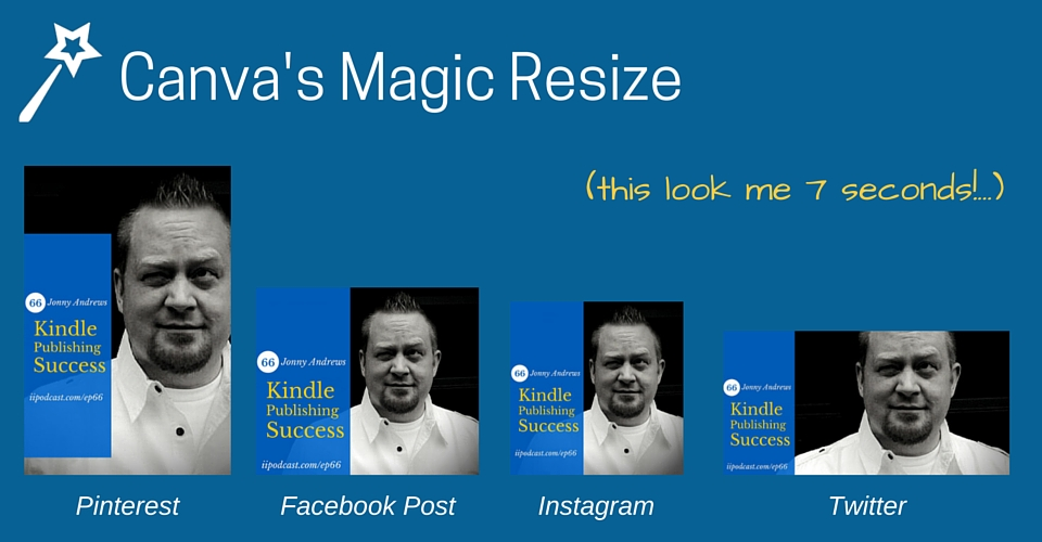 Canva For Work Magic Resize In Action